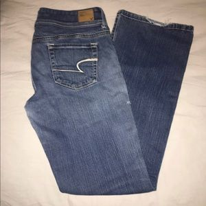American Eagle Original Boot Jeans 6